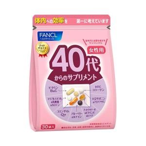 Витаминный комплекс FANCL для  женщин от 40 лет