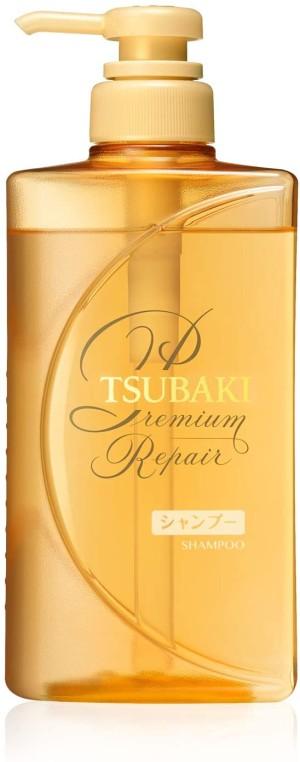 Премиальный шампунь для лечения волос Shiseido TSUBAKI Premium Repair Shampoo