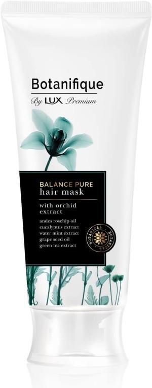 Восстанавливающая маска для волос Lux Premium Botanifique Treatment Balance Pure Hair Mask