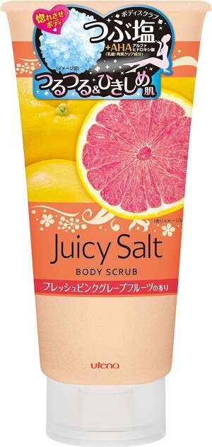 Скраб для тела Utena Juicy Salt Body Scrub Pink Grapefruit