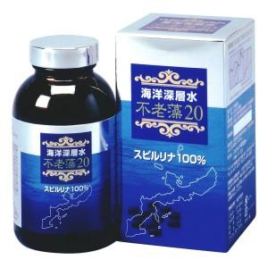 Спирулина Algae 20