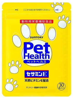 Антиоксидантный комплекс с сезамином и витамином Е Suntory Pet Health Sesamin + Vitamin E