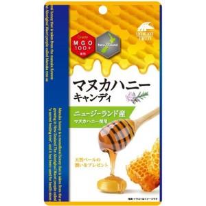 Леденцы с медом Манука Unimat Riken Manuka Honey Candy MGO100+
