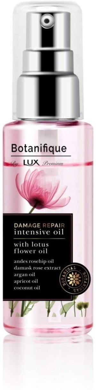 Масло для интенсивного восстановления поврежденных волос Lux Premium Botanifique Treatment Damage Repair Intensive Oil