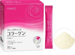 Коллаген - пудра FANCL Deep Charge Collagen Powder