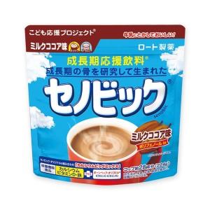 Витаминизированный молочный напиток с какао Rohto New Senobiccu Milk Cocoa Taste