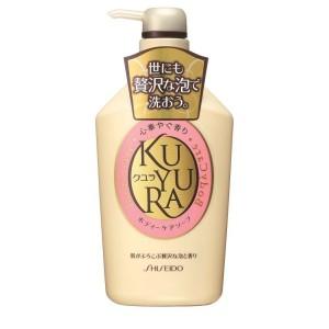 Жидкое мыло для тела Shiseido KUYURA Relaxing Herbal Body Wash