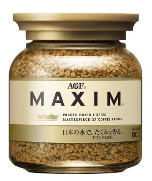 Сублимированный кофе AGF Maxim