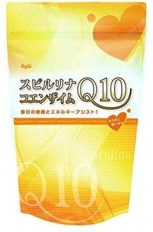 Спирулина Algae Q10