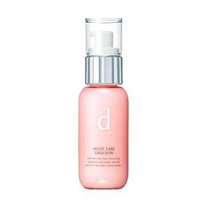 Увлажняющая эмульсия Shiseido D-Program Moist Care Emulsion для сухой кожи лица