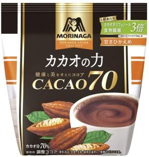 Какао Morinaga Cocoa 70