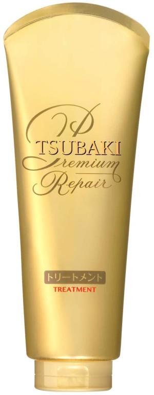 Премиальный тритмент для лечения волос Shiseido TSUBAKI Premium Repair Treatment