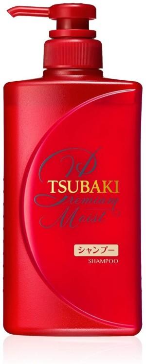 Экстраувлажняющий шампунь Shiseido TSUBAKI Extra Moist Shampoo