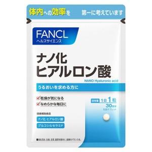 Наногиалуроновая кислота FANCL