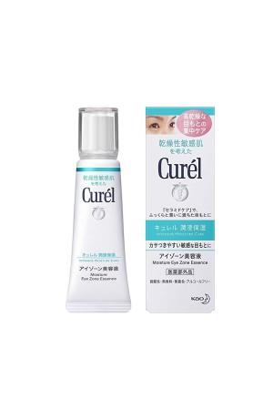 Увлажняющая эссенция для кожи вокруг глаз Kao Curel Moisture Eye Zone Essense