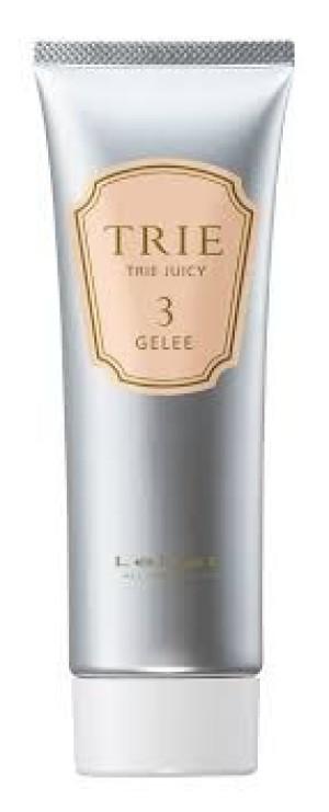 Гель для укладки волос с глянцевым эффектом Lebel TRIE JUICY GELEE 3