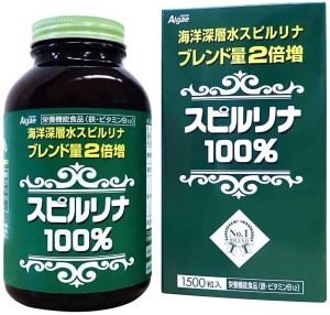 Глубоководная спирулина Algae Deep Sea Spirulina 100%