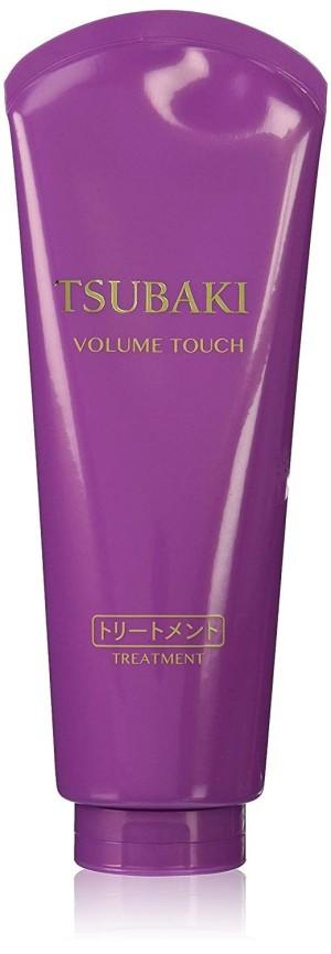 Маска для объема волос Shiseido TSUBAKI Volume Touch Treatment