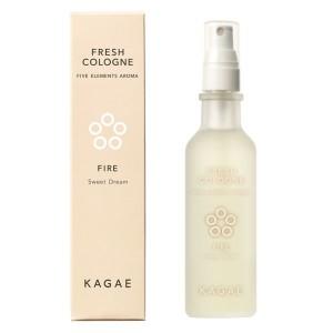 Арома-спрей для полной релаксации и усиления страсти KAGAE Fresh Cologne Fire