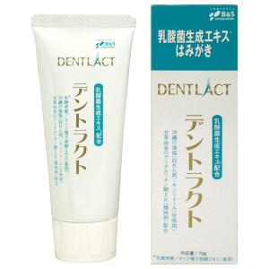 Зубная паста Dentalact B&S Сorporation с молочнокислыми бактериями