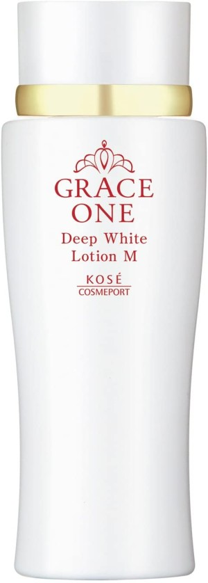 Осветляющий кожу лосьон KOSE Grace One Deep White Lotion