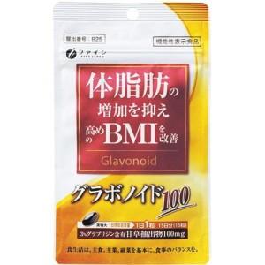 Комплекс для похудения Fine Japan Glavonoid 100