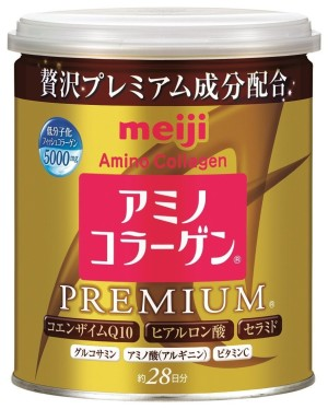 Амино - коллаген Meiji Amino Collagen Premium