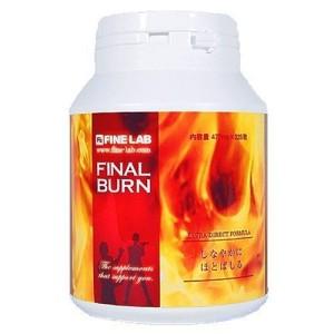 Жиросжигатель Fine Lab Final Burn