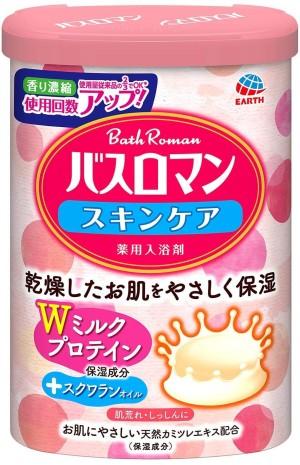 Соль для ванн Bath Roman c протеинами молока