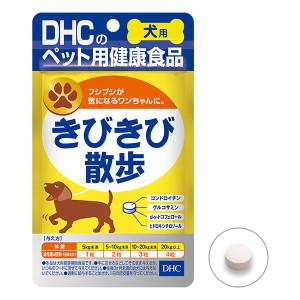 Комплекс для поддержания здоровья хрящей у собак DHC Domestic Walk For Dogs