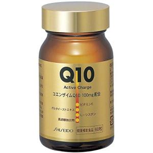Антивозрастной комплекс коэнзим Shiseido Q10 active charge