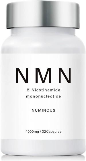 Никотинамидмононуклеотид в капсулах для укрепления здоровья NUMINOUS NMN High Purity 99%