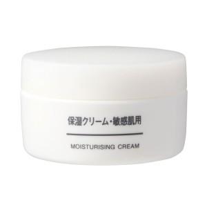 Увлажняющий крем для чувствительной кожи MUJI Moisturising Cream For Sensitive Skin