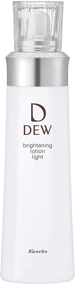 Осветляющий лосьон Kanebo DEW Brightening Lotion
