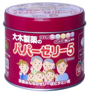 Витаминный комплекс для всей семьи OHKI Papazeri 5