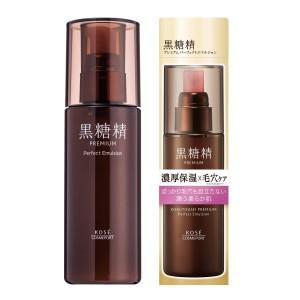 Увлажняющая эмульсия для сужения пор KOSE Kokutousei Premium Perfect Emulsion