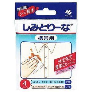 Салфетки для удаления загрязнений Kobayashi  Shimitori Portable Tissue