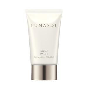 Солнцезащитный крем Kanebo Lunasol Glowing Day Cream UV Protector SPF 40 PA+++