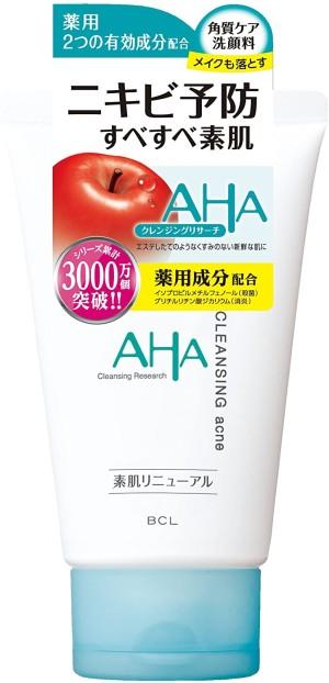 Очищающее средство для профилактики акне BCL Cleansing Research Medicinal Acne Wash