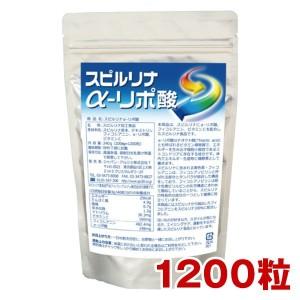 Комплекс для похудения Algae Spirulina & α-lipoic Acid