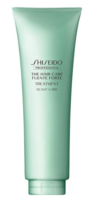 Тритмент для оздоровления волос и кожи головы Shiseido Professional Fuente Forte Treatment