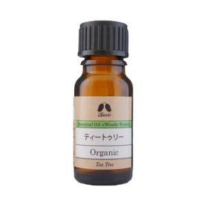 Масло чайного дерева Charis Seijo Essential Oil Organic Tea Tree