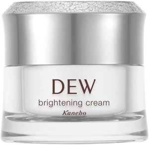 Осветляющий крем Kanebo DEW Lightening Cream Quasi-Drug