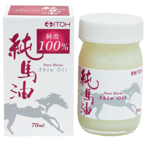 Лошадиное масло ITOH Pure Horse Skin Oil