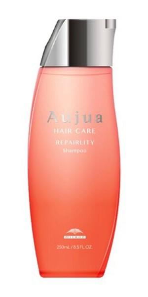 Восстанавливающий шампунь Milbon Aujua Repairlity Shampoo