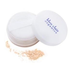 Органическая ультрафиолетовая пудра Bleu Clair Organics Rose Rich UV Powder SPF50/PA++++