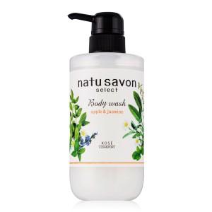 Освежающий гель для душа KOSE Natu Savon Select Body Wash