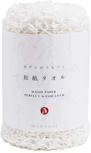 Мочалка для тела Makanai Cosmetics
