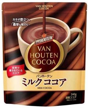 Какао-напиток Van Houten Milk Cocoa