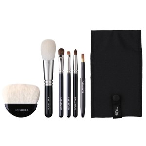 Набор из 6 кистей HAKUHODO Basic Selection Brush Set A